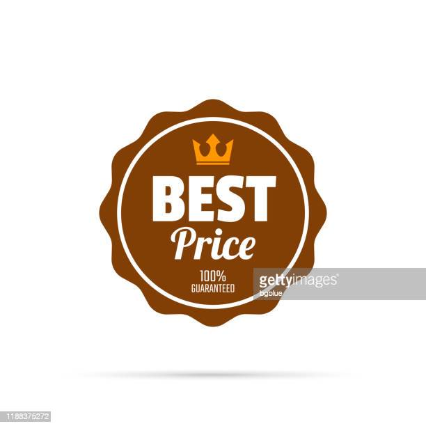 トレンディなオレンジバッジ - ベストプライス、100%保証 - 限定版点のイラスト素材/クリップアート素材/マンガ素材/アイコン素材
