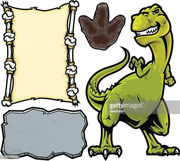 T-Rex Dinosaur Pack