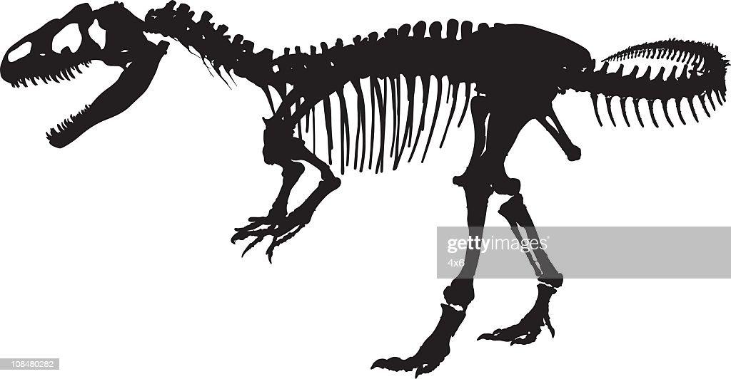 T-Rex : stock illustration