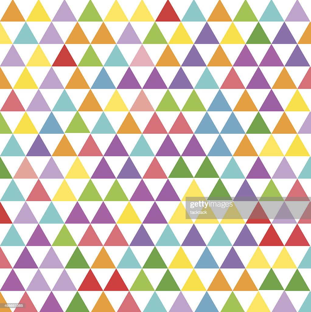 triangle abstract for background