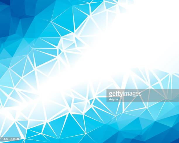 triangle background - cracked stock illustrations, clip art, cartoons, & icons