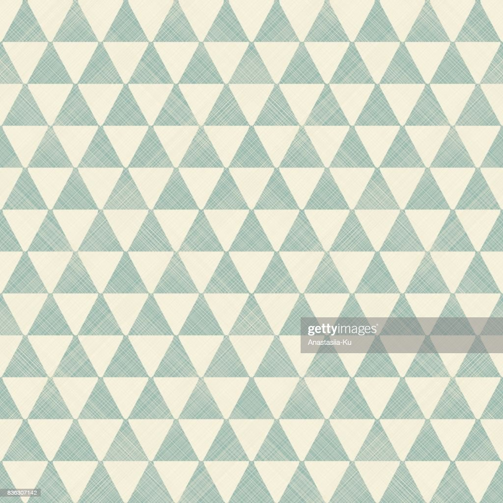 Triangle pattern. Abstract background. Geometrical simple illustration. Creative, luxury style image. Print card, cloth, clothing, dress, wrap, wrapper, web, cover, banner, emblem, label, website.