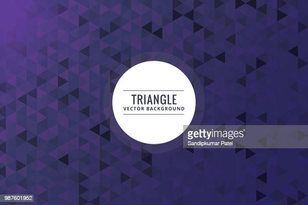 triangular abstract background - trapezoid stock illustrations
