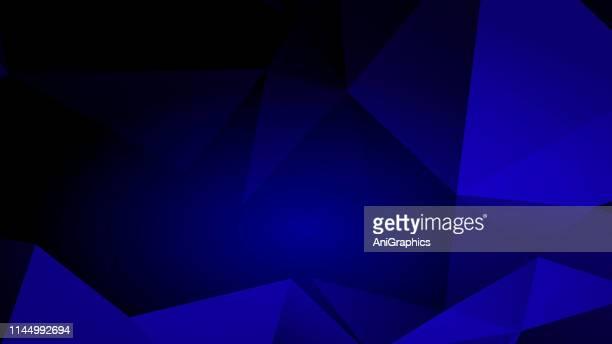 triangular pattern background - purple background stock illustrations