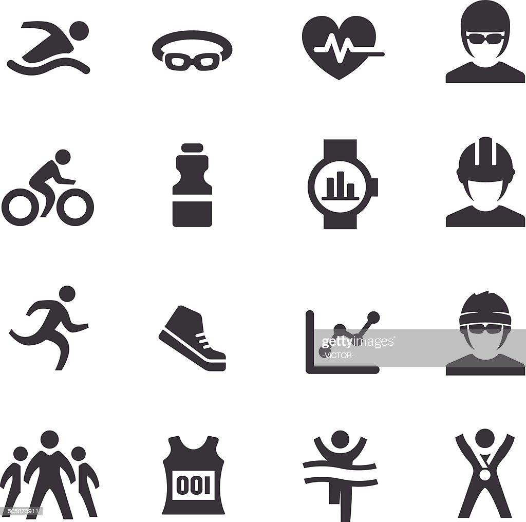 Triathlon Icons - Acme Series