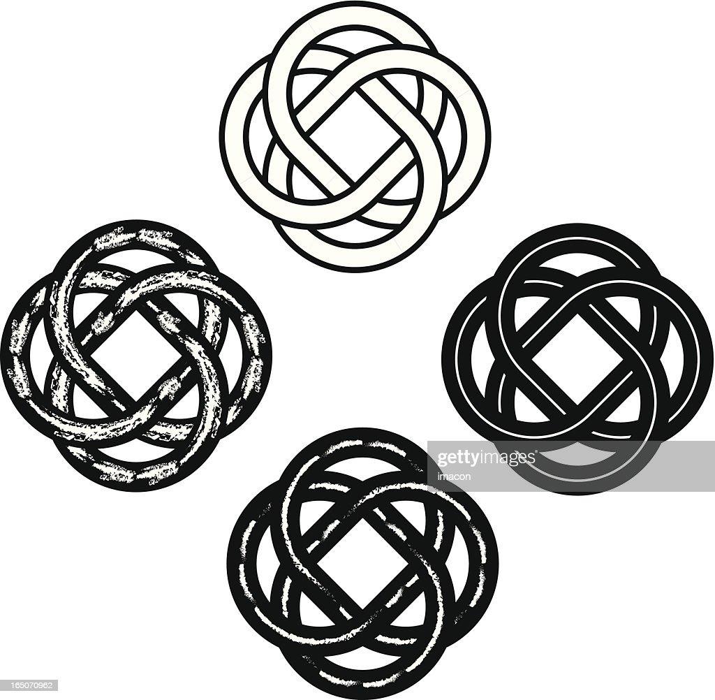 Tribal Celtic Knots