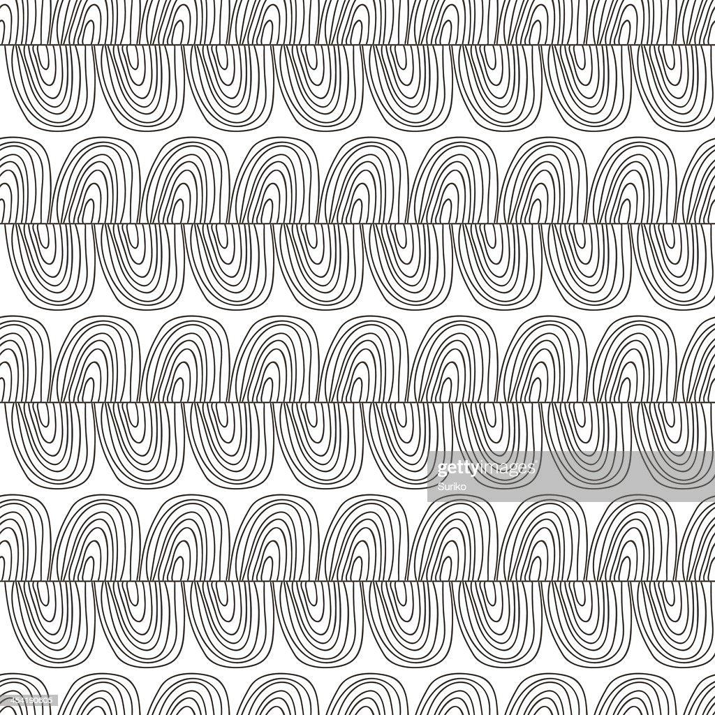 Tribal pattern : Vector Art
