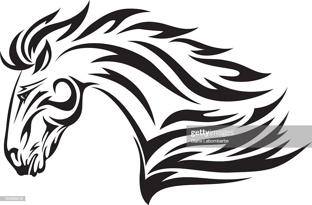 Tribal Stallion