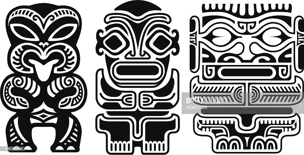 Tribal Tiki Tattoos