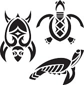Tribal_TurtleSet