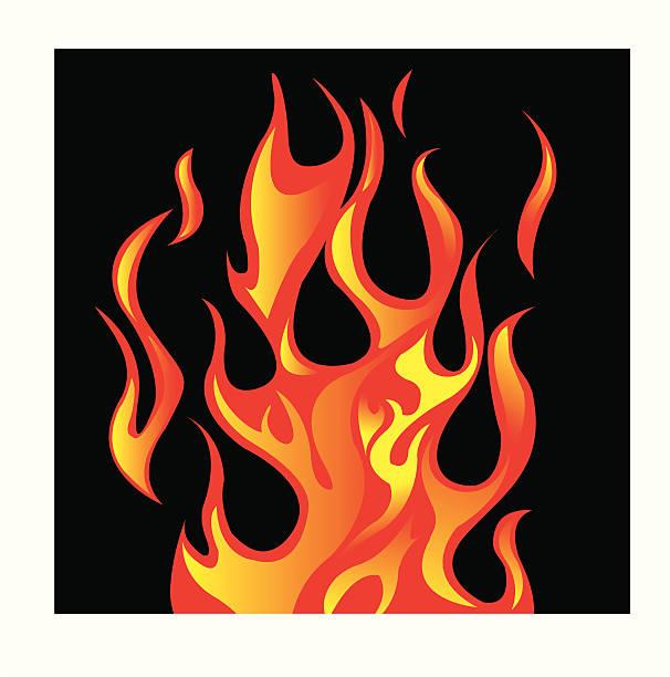trick flames