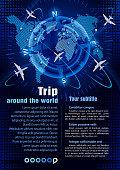 Trip around the world