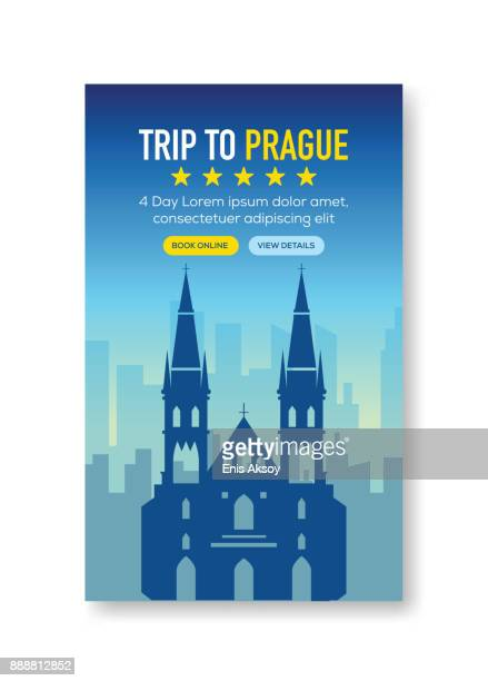 Trip To Prague Banner