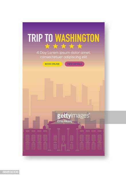 Trip To Washington Banner