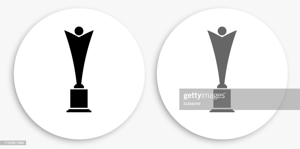 Black And White Trophy Png & Free Black And White Trophy.png Transparent  Images #73285 - PNGio