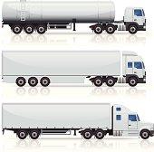 Trucks & Trailers Icons