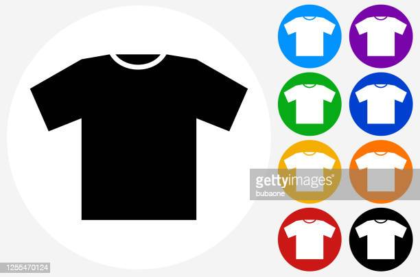 tシャツ アイコン - tシャツ点のイラスト素材/クリップアート素材/マンガ素材/アイコン素材