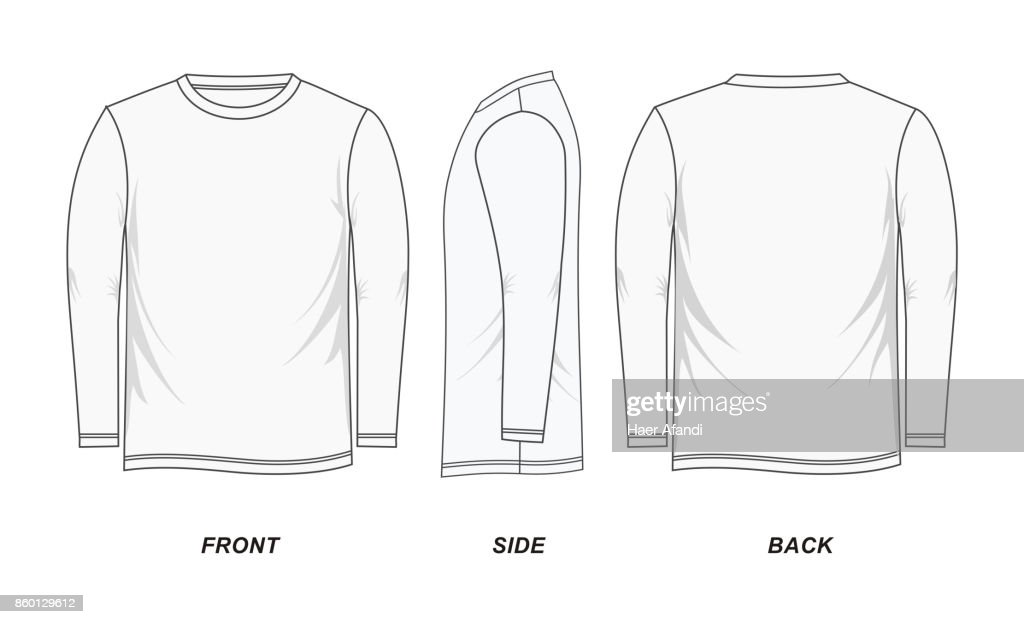 t-shirt white blank