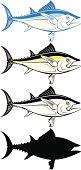 Tuna fish set