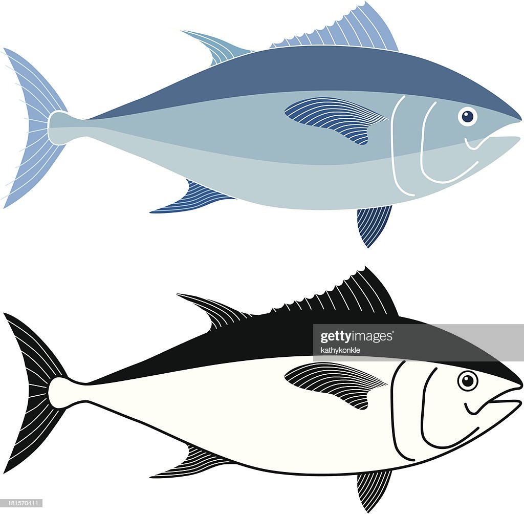 tuna fish high res vector graphic getty images https www gettyimages com detail illustration tuna fish royalty free illustration 181570411