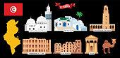 Tunisia Symbols