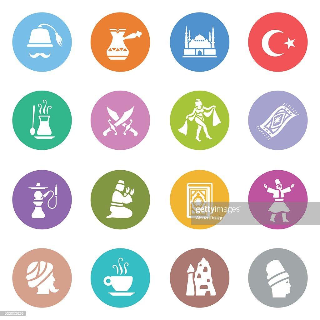 Turkish Icon Set