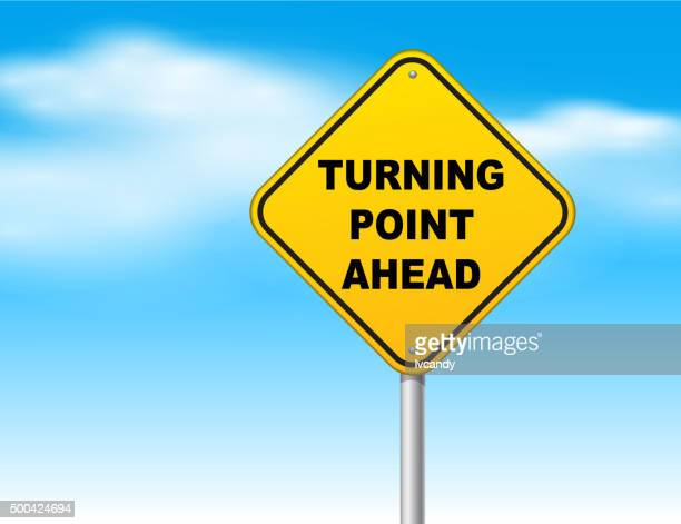 Turning point ahead