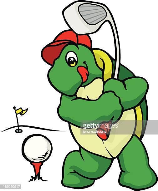 De Golf turtle