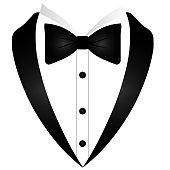 tuxedo Man Logo