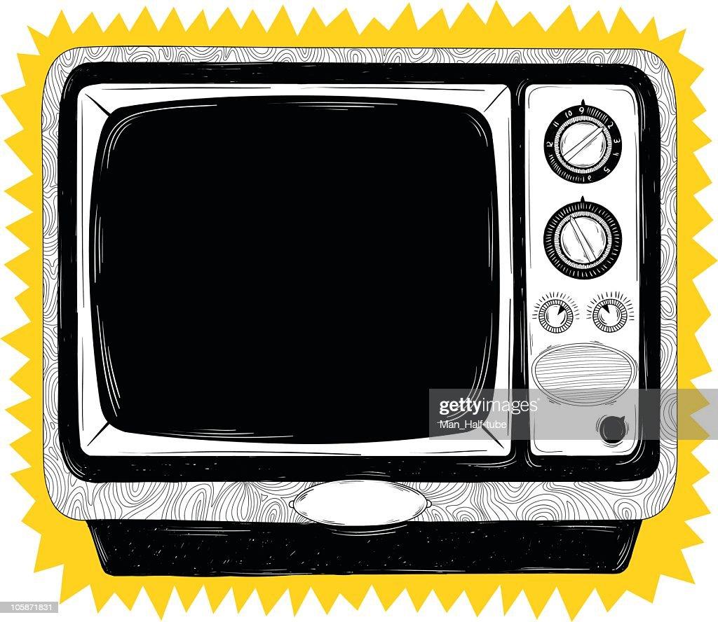 Tv doodle