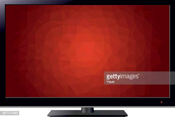 60 Top High Definition Television Stock Illustrations, Clip
