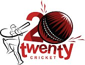 20 Twenty cricket game logo and picture