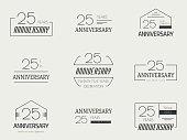 Twenty five years anniversary celebration