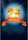 Twenty-fifth anniversary