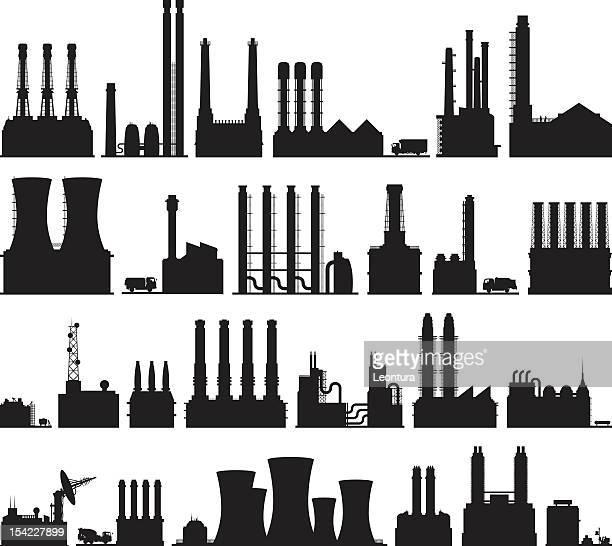 Fünfundzwanzig Fabriken