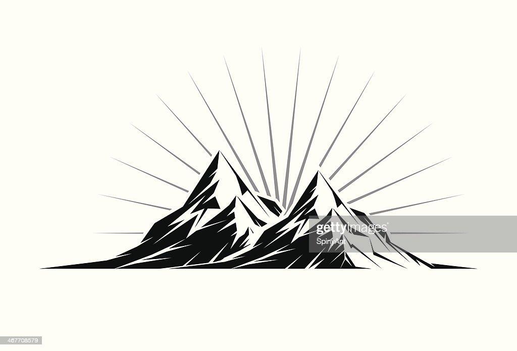 Twin Mountain Peaks