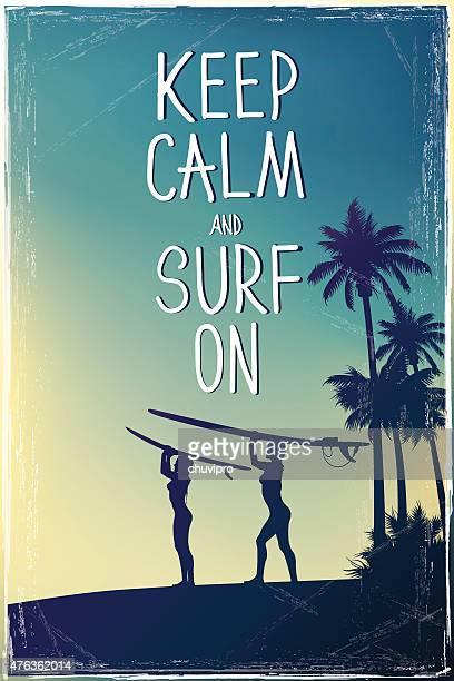 illustrations, cliparts, dessins animés et icônes de deux surfeurs belle fille marchant sur la plage - surf