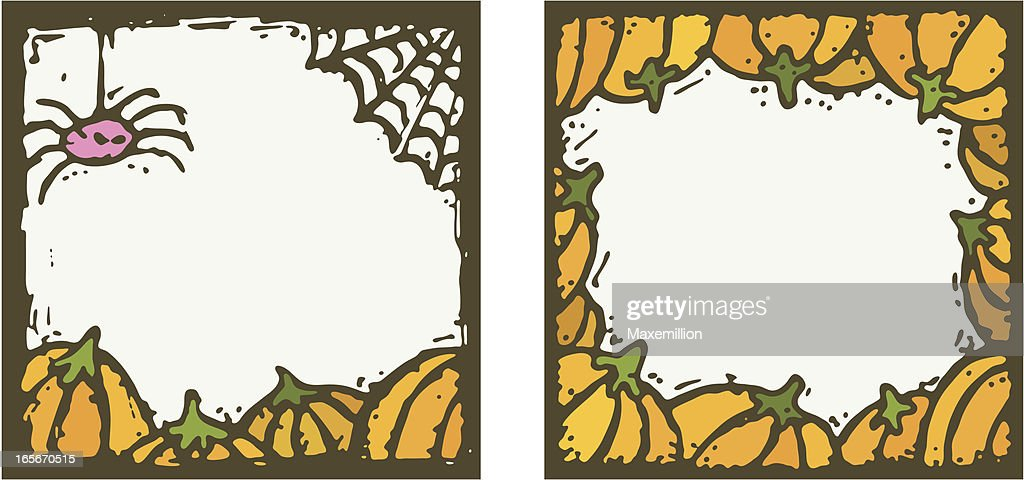 Unique Halloween Frames Picture Crest - Custom Picture Frame Ideas ...