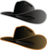 a3f040776 Free Black Cowboy Hat Clipart and Vector Graphics - Clipart.me