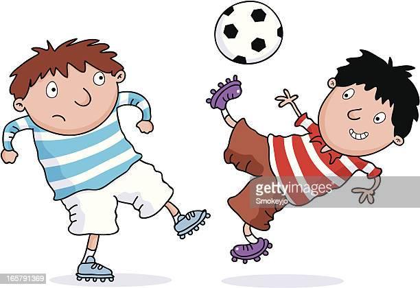 Two Footy Kids