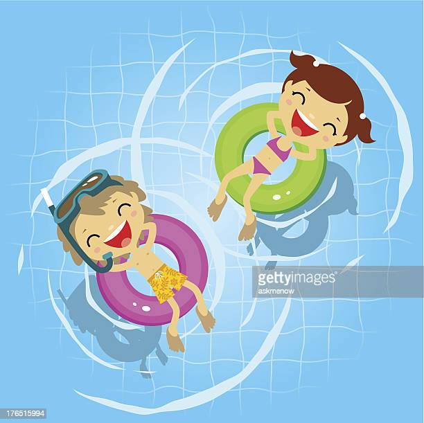 Swimming Stock Illustrations And Cartoons Getty Images