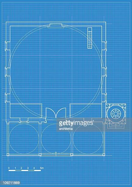 ilustrações de stock, clip art, desenhos animados e ícones de mesquita típica plano - nicho