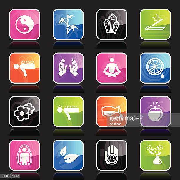 Ubergloss Icons - Alternative Medicine