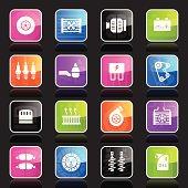 Ubergloss Icons - Car Maintenance