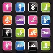 Ubergloss Icons - Erotic Positions