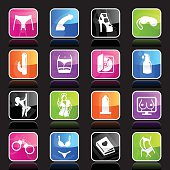 Ubergloss Icons - Sex Industry