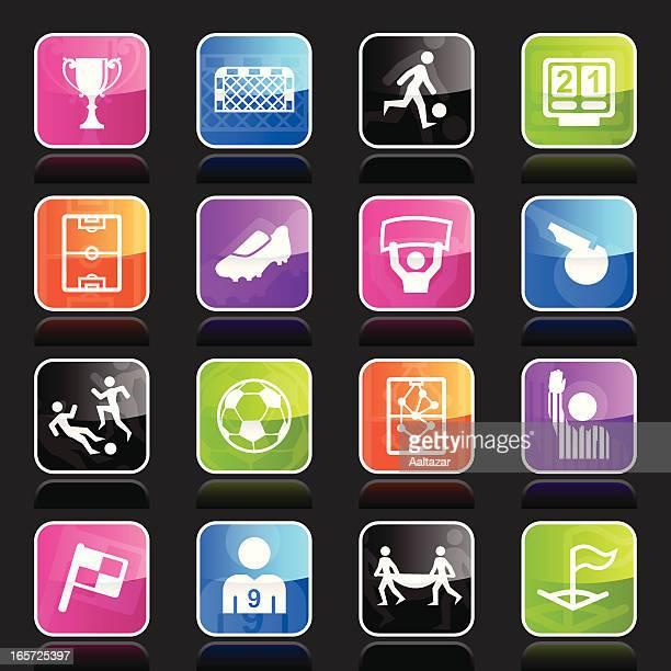 Ubergloss Icons - Soccer