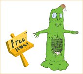 Ugly Green Monster