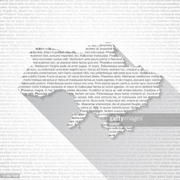 Ukraine Karte für Text Hintergrund-lange Schatten