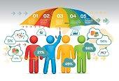 Umbrella Infographic